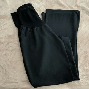 Motherhood Maternity Black Slacks